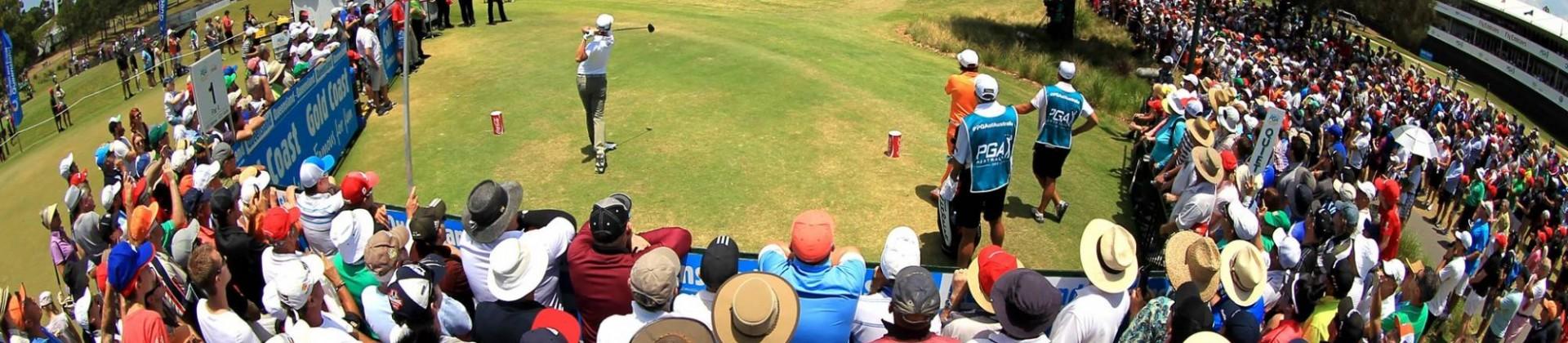 Australian PGA Championship -  3 to 6 December, 2015